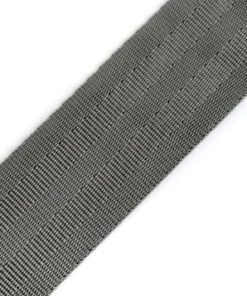AutoGurtband Grau 38mm