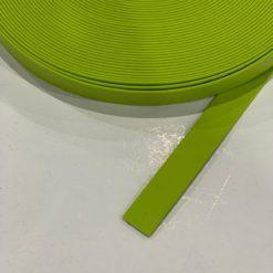 BioThane Gurtband 25mm Lime