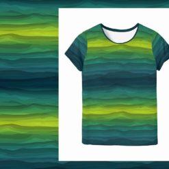 Lycklig Design wavy-Stripes