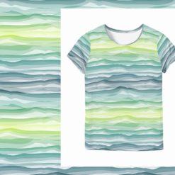 Lycklig Design Wavy Stripes