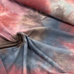 Jersey Batik Old Rose