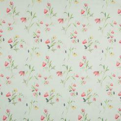 Cotton Fleur auf Mint