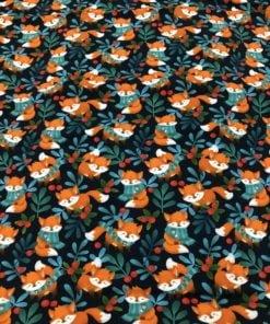 Sweat Fox auf marine