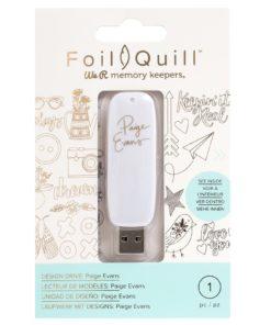 Design USB-Stick Paige Evans Stoffstübli