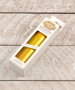 Heissprägefolie GoPress gold foil stoffstübli