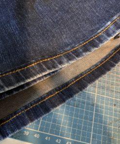 Nähkurs Jeans kürzen im Stoffstübli