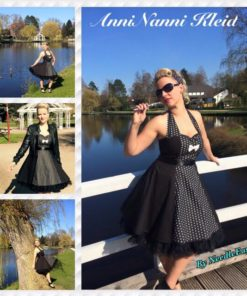 Schnittmuster AnniNanni Kleid Stoffstübli