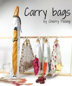 Carry Bags by Cherry Picking Stoffstübli