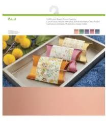 Cricut® Foil Poster Board Cardstock Pastel