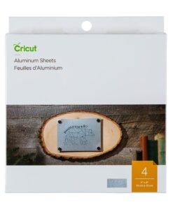 Cricut Aluminium Sheets Stoffstübli